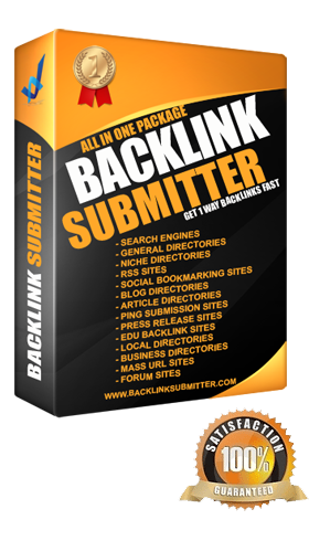 Backlink Submitter